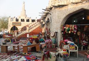 Dohas Souq Wakif Qatar